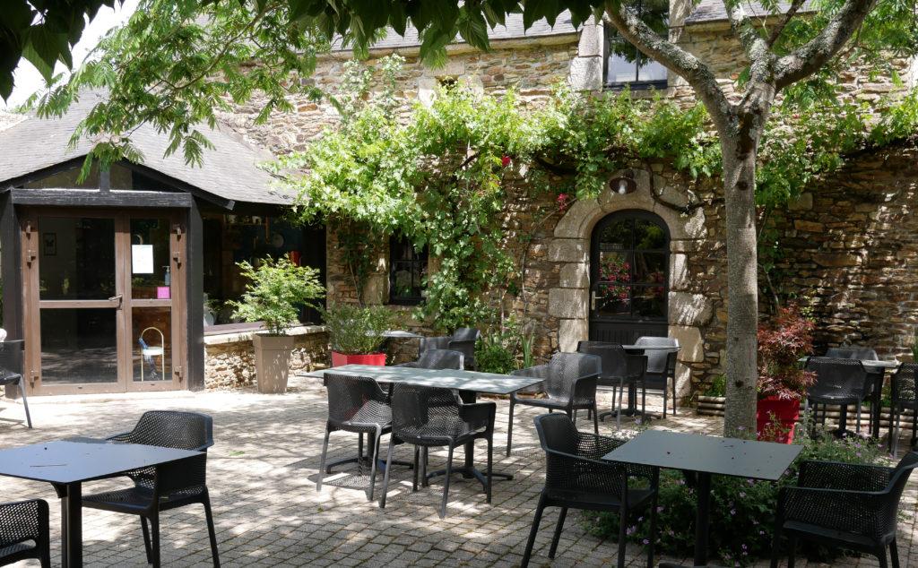Le jardin du Kerstéphanie, à Sarzeau